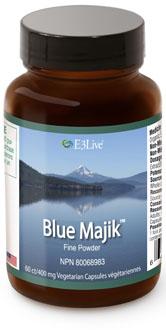 blue majik powder 2021