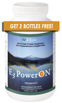 E3Live Canada PowerOn Fresh Frozen Liquid
